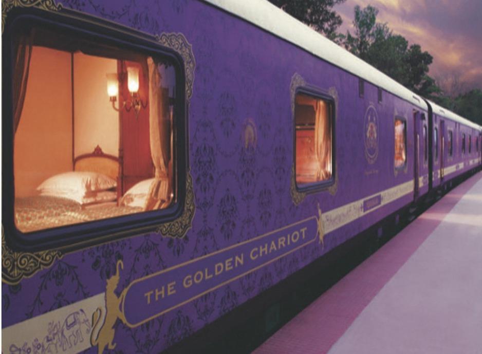 tren de lujo en india con Anglo Indiago Travels