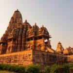 viaje khajuraho templo eroticos