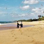 playa de sri lanka viaje