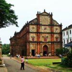 goa cathedral india