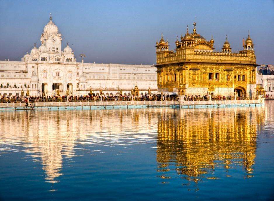 viaje amritsar norte de india